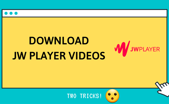 jw player download video